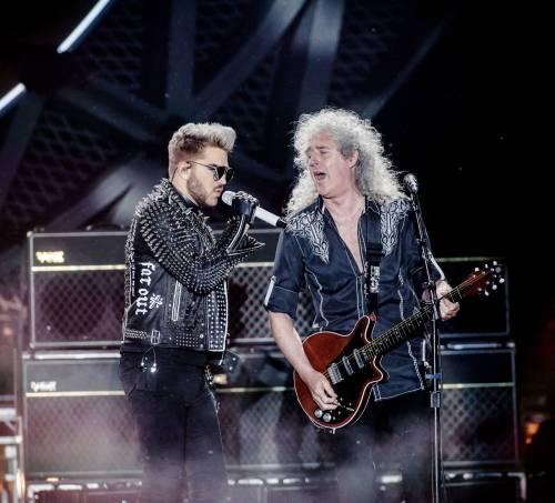Queen e Adam Lambert: foto 3