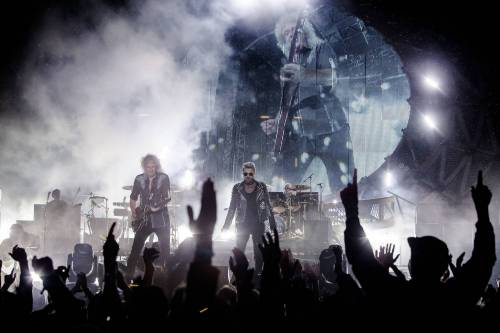 Queen e Adam Lambert: foto 5