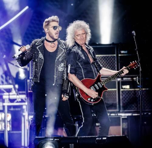 Queen e Adam Lambert: foto 6