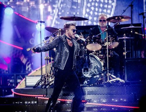 Queen e Adam Lambert: foto 7