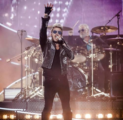 Queen e Adam Lambert: foto 2