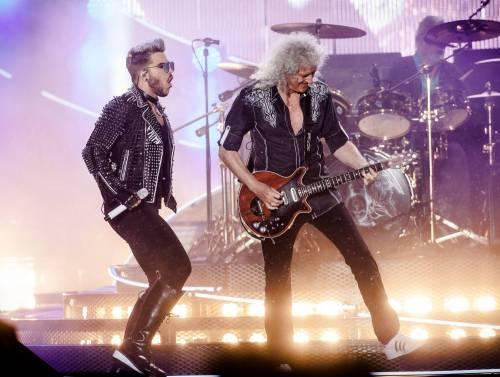 Queen e Adam Lambert: foto 11