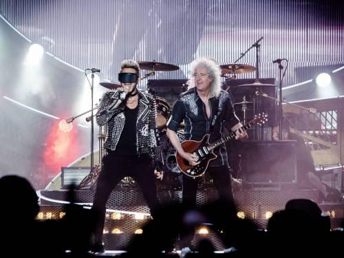 Queen e Adam Lambert: foto 10
