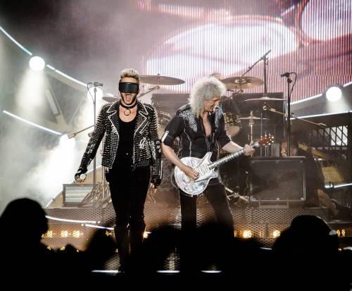 Queen e Adam Lambert: foto 9