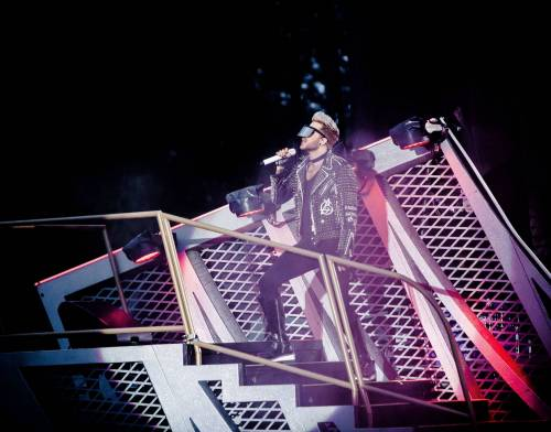 Queen e Adam Lambert: foto 13