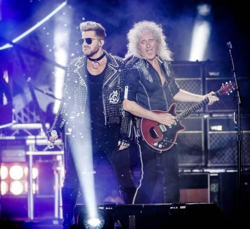 Queen e Adam Lambert: foto 14