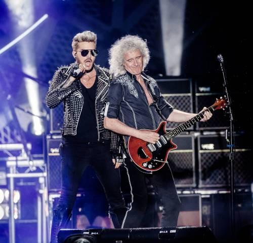 Queen e Adam Lambert: foto 15