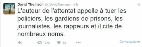 Parigi, i post del killer su Facebook 3