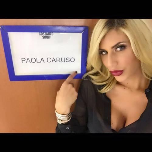 Paola Caruso supersexy dopo l'Isola dei Famosi 19