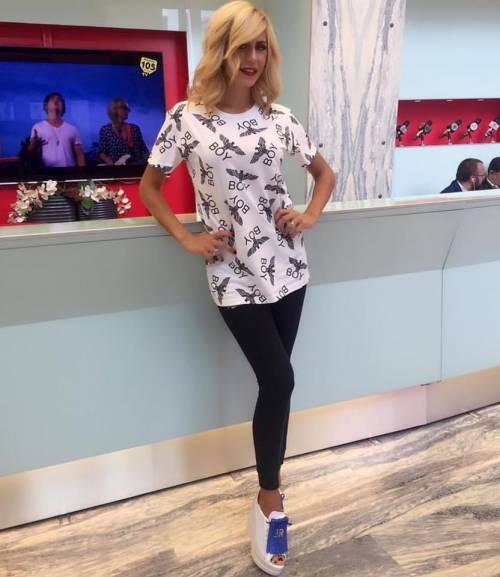 Paola Caruso supersexy dopo l'Isola dei Famosi 2
