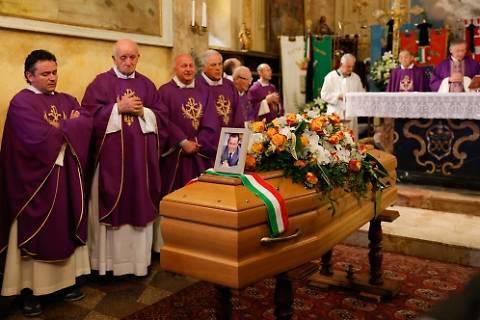 """Archiviato caso sulla morte di Buonanno: """"Distrazione in auto"""""""