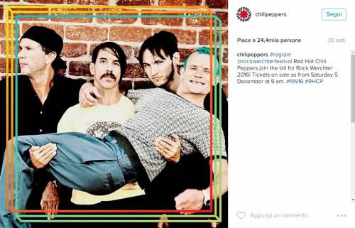 Red Hot Chili Peppers: foto 2