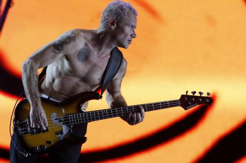 Red Hot Chili Peppers: foto 7