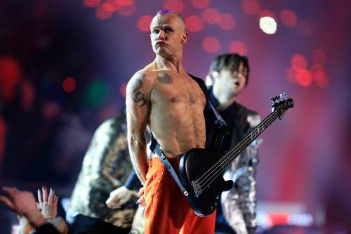 Red Hot Chili Peppers: foto 9