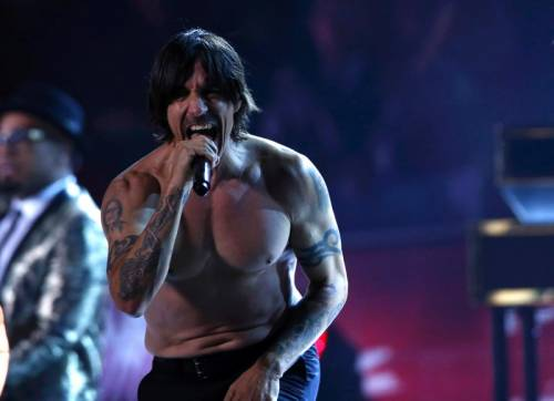 Red Hot Chili Peppers: foto 16