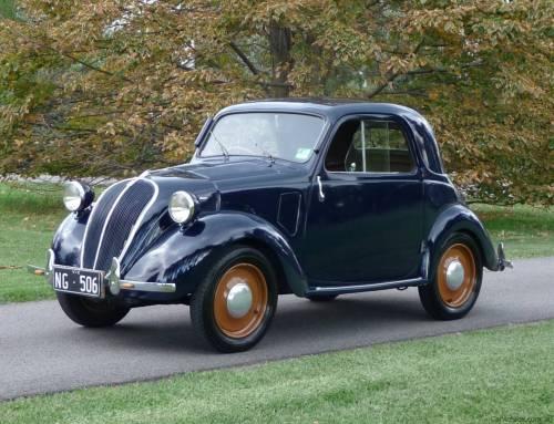 Fiat Topolino compie gli anni, tre giorni di festa a Torino