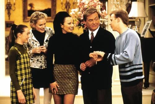 """""""La tata"""", immagini dal telefilm degli anni '90 7"""