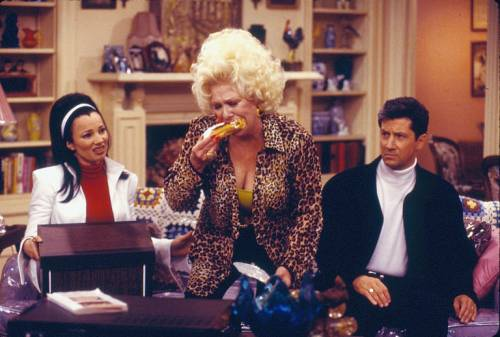 """""""La tata"""", immagini dal telefilm degli anni '90 8"""