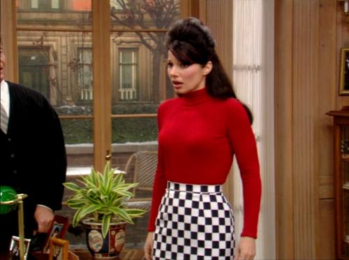 """""""La tata"""", immagini dal telefilm degli anni '90 11"""