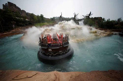 Shangai, apre il primo Disneyland cinese  3