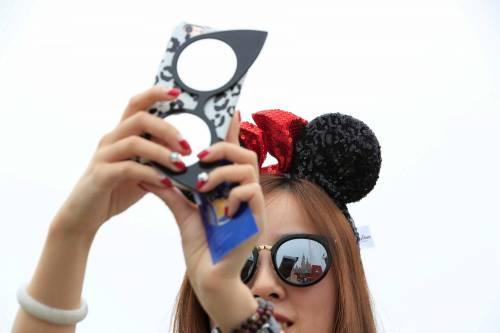Shangai, apre il primo Disneyland cinese  2