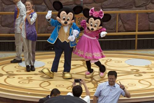 Shangai, apre il primo Disneyland cinese  7