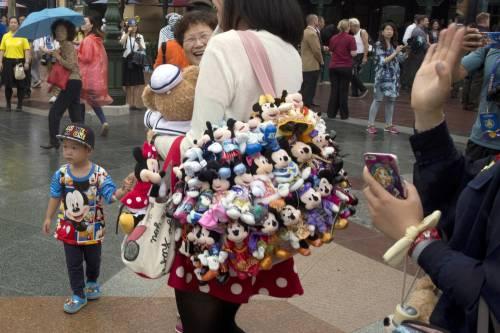 Shangai, apre il primo Disneyland cinese  11