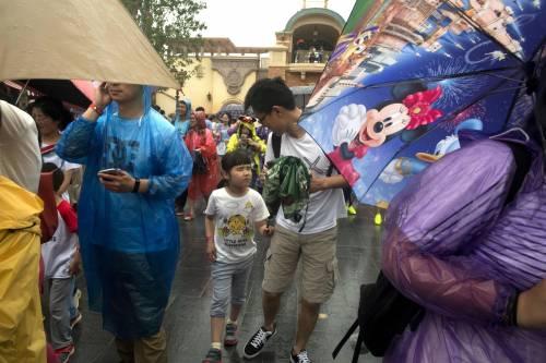 Shangai, apre il primo Disneyland cinese  13