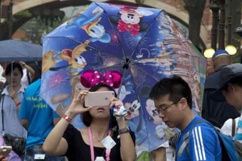 Shangai, apre il primo Disneyland cinese  12
