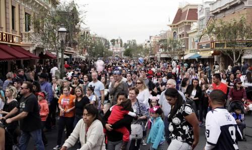 Shangai, apre il primo Disneyland cinese  15