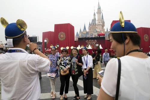 Shangai, apre il primo Disneyland cinese  14