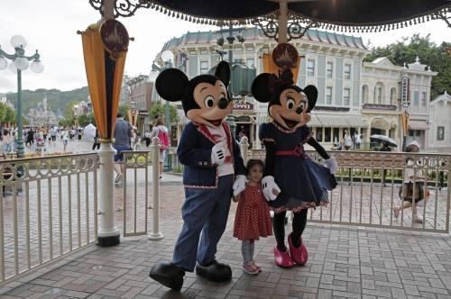 Shangai, apre il primo Disneyland cinese  17