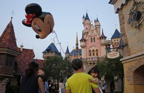 Shangai, apre il primo Disneyland cinese  20