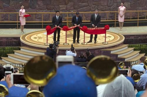 Shangai, apre il primo Disneyland cinese  22