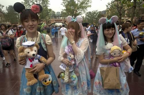 Shangai, apre il primo Disneyland cinese  25