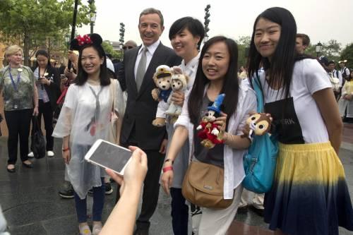 Shangai, apre il primo Disneyland cinese  24