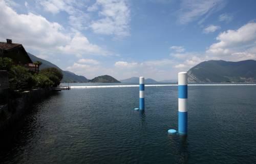 """""""The floating piers"""", la passerella di Christo 5"""