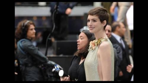Anne Hathaway, ambasciatrice Onu in prima linea per i diritti delle donne 8