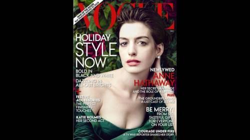 Anne Hathaway, ambasciatrice Onu in prima linea per i diritti delle donne 9
