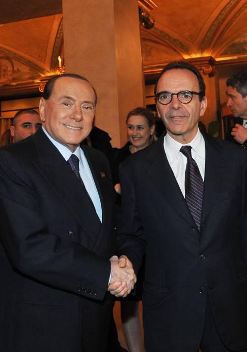 Berlusconi ribadisce fiducia a Parisi