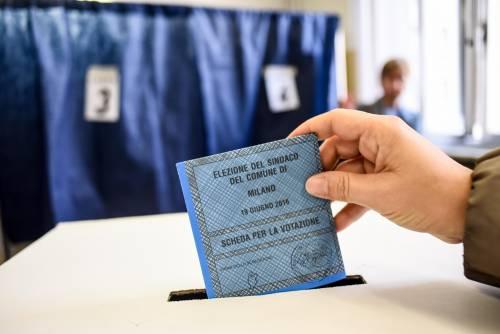 Elezioni comunali, affluenza giù ai ballottaggi. Crollo a Napoli