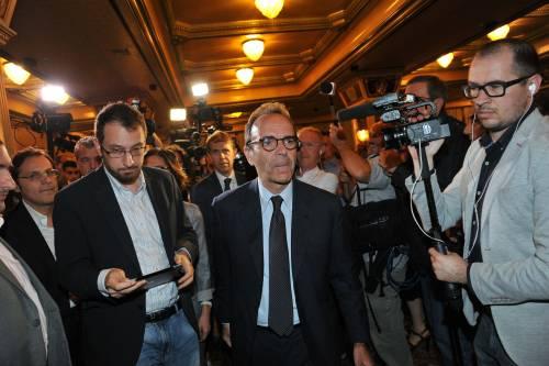 """Parisi: """"Resto in politica. A Milano nessun ostruzionismo"""""""