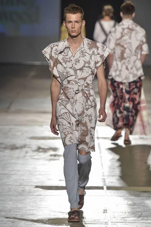 Moda, la collezione Vivienne Westwood P/E 2017 8