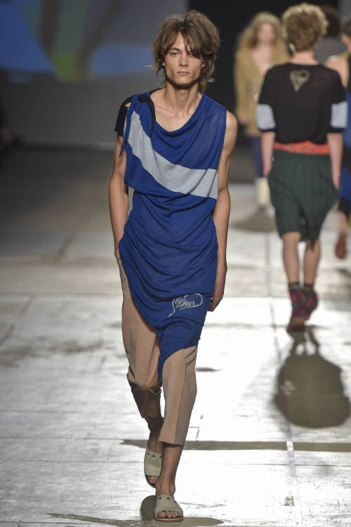 Moda, la collezione Vivienne Westwood P/E 2017 10