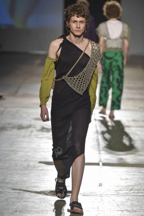 Moda, la collezione Vivienne Westwood P/E 2017 18