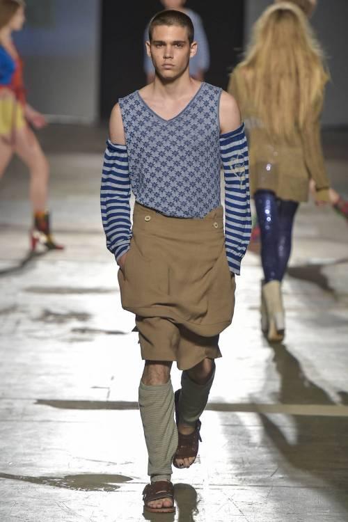 Moda, la collezione Vivienne Westwood P/E 2017 48
