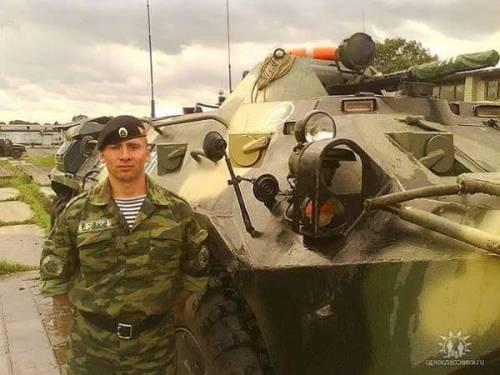"""Siria, morto soldato russo: """"Ho fatto il mio dovere"""""""