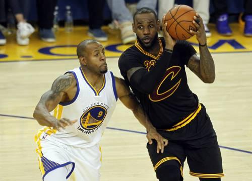 Cleveland campione. LeBron ora è leggenda 8