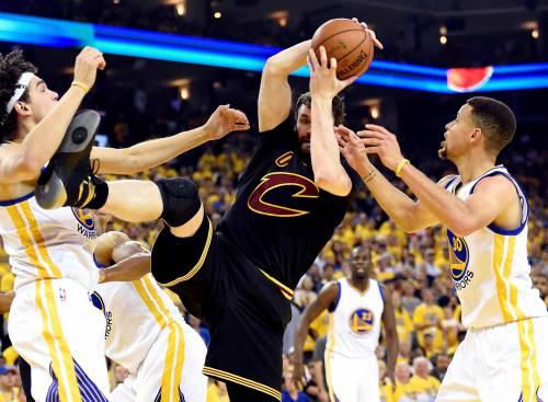 Cleveland campione. LeBron ora è leggenda 7