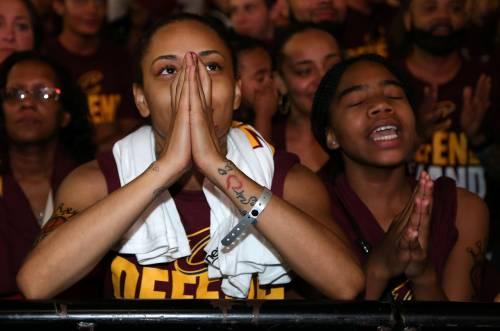 Cleveland campione. LeBron ora è leggenda 9